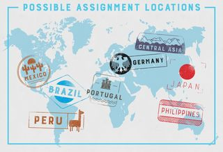 Assignment Map